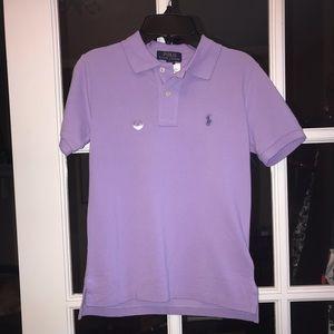 🔥Last Markdown 🆕Boys POLO Mesh 💯% Cotton Shirt